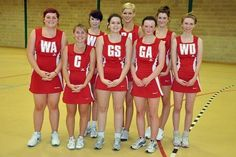The Moulton College Netball team  VOLLEYBALL