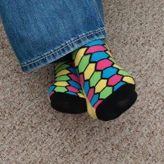 Can't stop LYF Socks fans from showing off their favorite pairs