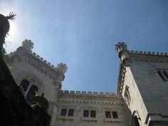 #Miramare #Italy Trieste, Friuli Venezia Giulia;
