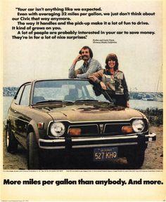 1974 Honda Civic