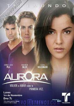 AURORA  (2010)  SARA MALDONADO, JORGE LUIS PILA and EUGENIO SILLER.