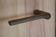 Door handle detail. Uno Tomoaki.