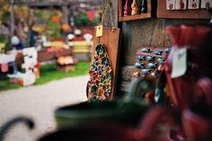 Ceramics on the marketplace. #analog photography, #filmphotography, #canon, #art, #ceramics, #liliomkert, #handmade