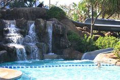 Westin Villa's, Maui - Yet another pool (with a waterslide)