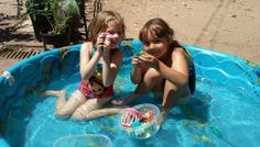 Your Thriving Family: Keeping your Kiddie Pool Clean