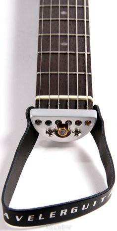 Traveler Guitars Speedster headstock