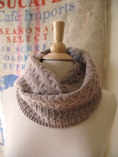 Beautiful cowl