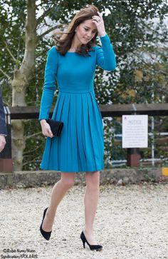 Catherine, Duchess of Cambridge visits the charity's Centre for Addiction Treatment Studies to see its work providing training, education and professional development for those working in addiction, on December 10, 2015 in Warminster, England.