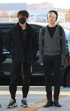 190410 BTS at Incheon Airport // Fashion Airport