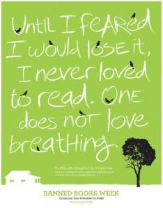I love reading AND I have asthma....trust that I take neither books nor breathing for granted!