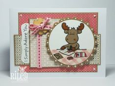 Adorable Riley :) by Margie C - Cards and Paper Crafts at Splitcoaststampers