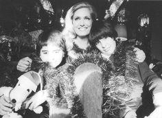 Dali avec ses neveux... Joyeux Noël !!!