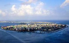 10 of the world's wildest cities 1. Malé, Maldives