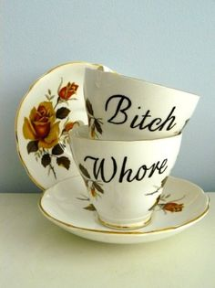 we all know that in real life i'd serve whiskey out of these, not tea.