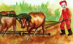 Η αγροτική παραγωγή στην Ελλάδα Moose Art, Painting, Animals, Animales, Animaux, Painting Art, Paintings, Animal, Animais