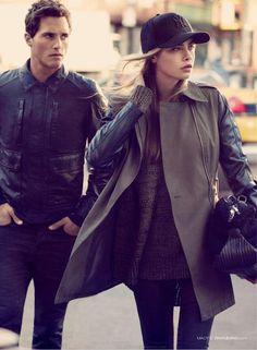 DKNY - DKNY Jeans F/W 13