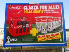 227. - Plakat in Stockach. / 09.06.2014./