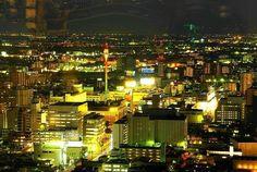 新潟市の夜景 その1