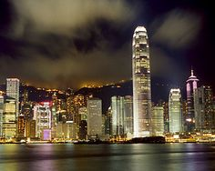 Hong Kong, China I went when I was 11 yrs old on a mission trip w/ my mom. Good times!