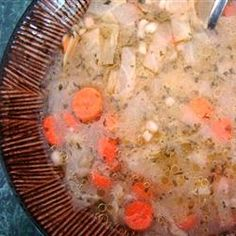 ... Healing Soups on Pinterest   Healing soup, Chicken soups and Cabbage