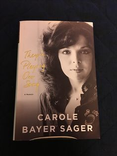 Carole Bayer Sager wrote the soundtrack of our lives from, Groovy Kind of Love, Baby You're the Best, That's What Friends are For, my holiday fave The Prayer & many more. Her life drove the words to the songs & makes for a read you can't put down. Gift yourself & a friend this book! #fridayreads