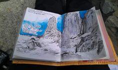 Base de las Torres by Liuyingchieh