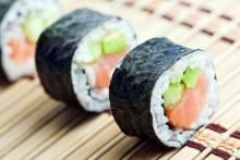 Aprende a preparar sushi casero