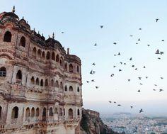 Mehrangarh Fort, India.