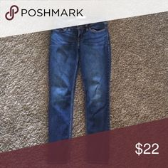 Blue Jeans Bold Curve, low rise, and skinny jeans Levi's Jeans Skinny