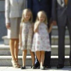 Spotted: as Infantas Sofia e Leonor, filhas do Principe da Espanha e da Princesa Letizia tambem usam Pretty Ballerinas!
