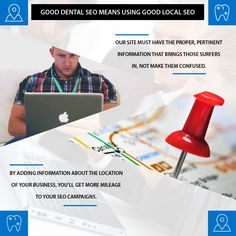 The bottom line is that you want people to find your dental office and its services. Via the web this means applying good dentist SEO. Your site must have the proper, pertinent information that brings those surfers in, not make them confused. A great must-do additional service is applying Local SEO as well. You already …