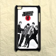 5sos 5 Second Of Summer iPod Touch 4 Case