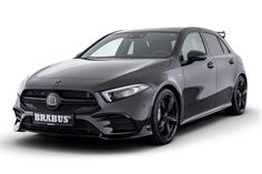 In December final 12 months, Brabus launched its tuning undertaking for the Mercedes-Benz A-Class, giving it 267 horsepower kilowatts) and 317 pound-feet Newton-meters) from a turbo engine. Mercedes Amg, Mercedes A Class, Mercedes G Wagon, Bmw Z4, Classe A Amg, Ferrari, Volkswagen, Pirelli, Automobile