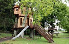 Casa na Arvore - Quem nunca sonhou em ter ?
