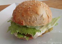 Burgers maison aux haricots blancs ou cannellini, champignons et curcuma, l'épice aux mille vertus - La Fée Stéphanie