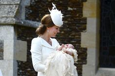 Pin for Later: Kate Middleton Halloween Costumes For the Royal-Obsessed Christening Kate Step out in all white to look like the Duchess of Cambridge at her daughter's picture-perfect christening.