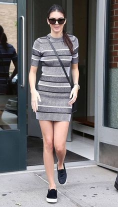 kendall-jenner-slip-on-dress