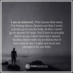 I am an introvert. Are you?