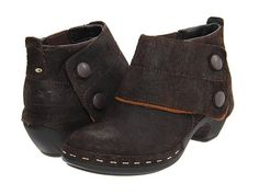 once again...not sure... I kind of like...Merrell Luxe Button Espresso - Zappos.com Free Shipping BOTH Ways