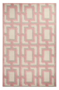 kate spade new york 'gramercy - trellis' wool blend rug (Nordstrom Exclusive) available at #Nordstrom