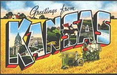 Kansas, Sunflower State, Jayhawk State