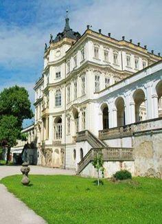 Ploskovice castle, Czechia #castle #gothic #Czechia