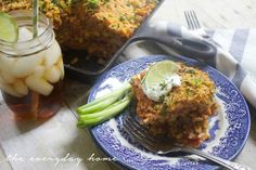 Easiest Ever Mexican Rice August 7, 2015 By Barb 1 Comment Easiest Ever Mexican Rice-from The Everyday Home