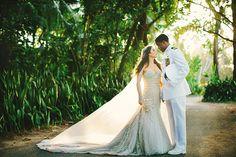007celebrity wedding in puerto rico, amber loren ridinger wedding, destination wedding in puerton rico