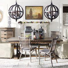 Bendelle Dining Table at Arhaus $3599