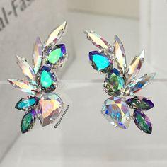 Royal Antler Ballroom Earrings