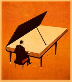 The Art of Books | Emiliano Ponzi