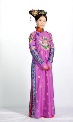 Shu Chang as Bo Haitang, Concubine Yun.