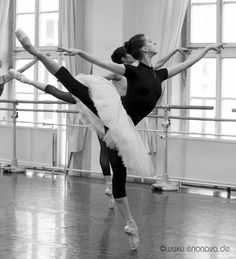 Ballet…. I love seeing the dancers in practice sessions.