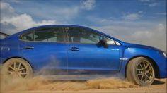 Momento Ae: Subaru WRX STi (versão ação)